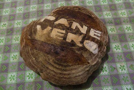 Pane con lievito madre - Laboratorio pratico