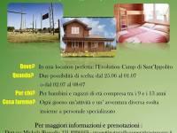 CAMPO ESTIVO – Green Camp 2017 – Per Imparare Dalla Natura