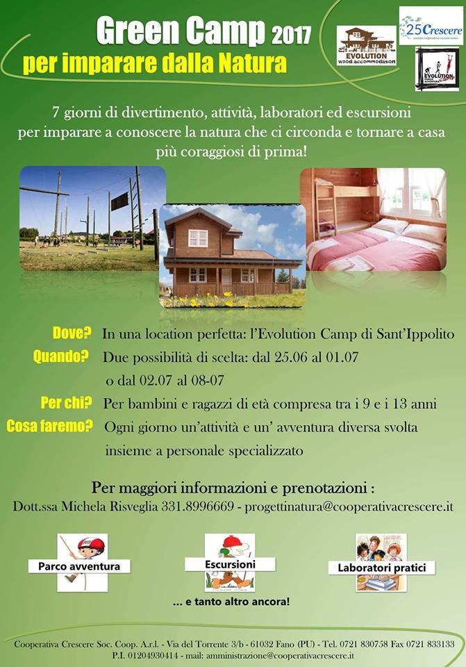 green camp