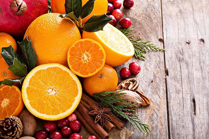 frutta d stagione invernalr