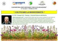 """Storie narrate dai suoli, i giovedì dell'ORTO Botanico """"Selva di Gallignano"""""""