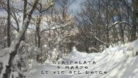 Snowshoe walk in the Sibillini Mountains