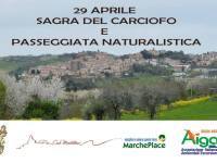 Nature Walk and Artichoke Sagra in Montottone