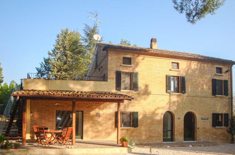 Villa del Ruscello