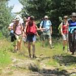 Premiers pas : entre Le-Puy-en-Velay et Montbonnet, août 2013