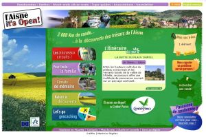 le site rando de l'Aisne : randonner.fr