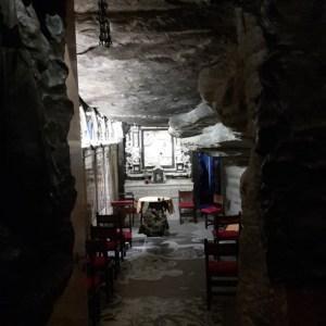 C'est dans cette grotte, transformée en chapelle, qu'Ignace venait prier.