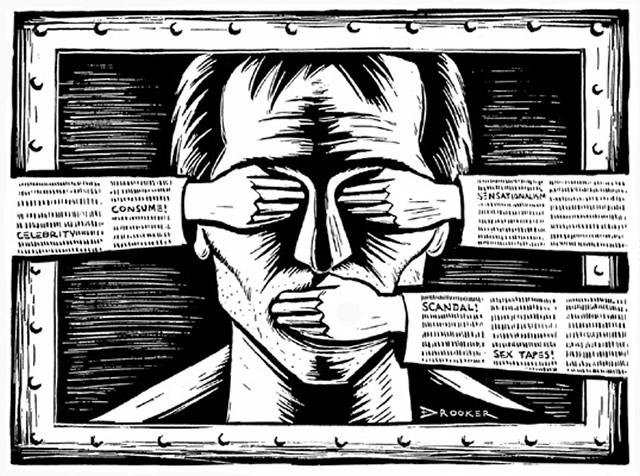 La censura online nei social network