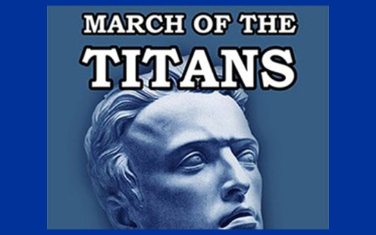 March of the Titans: A Reader's Review