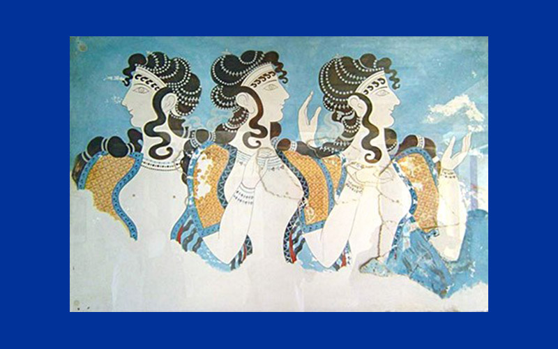 Afrocentrist Claims to Minoan Civilization Destroyed by New Genetic Report