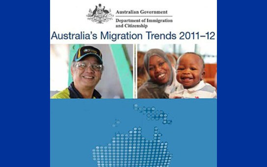 Australia Nearly 25% Non-European