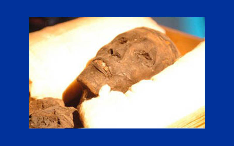 """Ancient White Egypt: """"March of the Titans"""" Proven Right"""