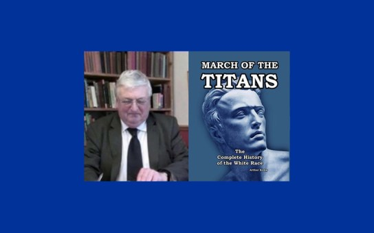 Last March of the Titans? A Review by Andrew Brons, Member of the European Parliament