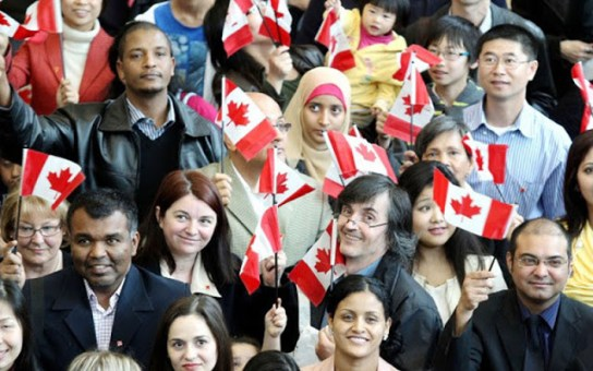 "Canada To Be 80% Nonwhite ""Within 100 Years"""