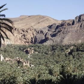 Pista Aguinane, Tata, Marruecos