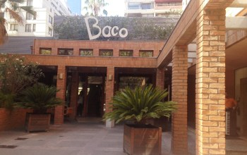 Baco é o restaurante da vez! De volta a Santiago.