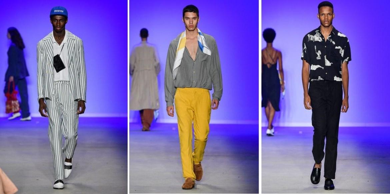 looks masculinos da Cotton Project na SPFW 46