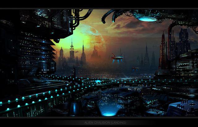 civilizacion extraterrestre