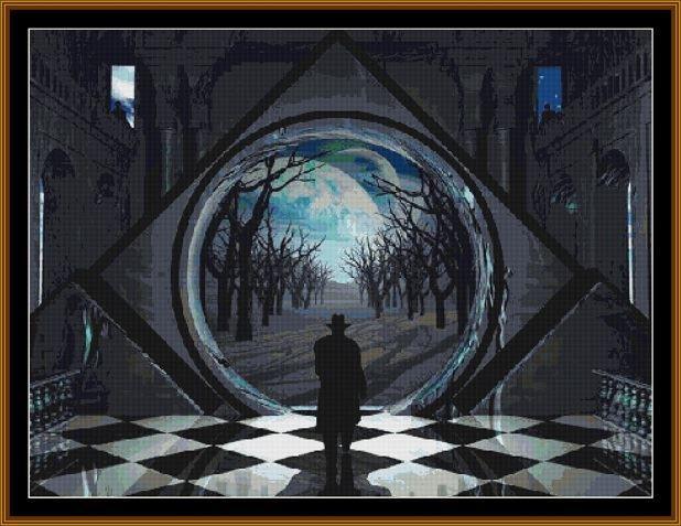 portal entre dimensiones