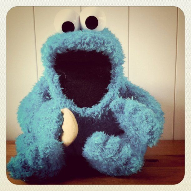monstruo come galletas obsesion
