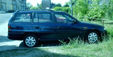 My Opel Astra