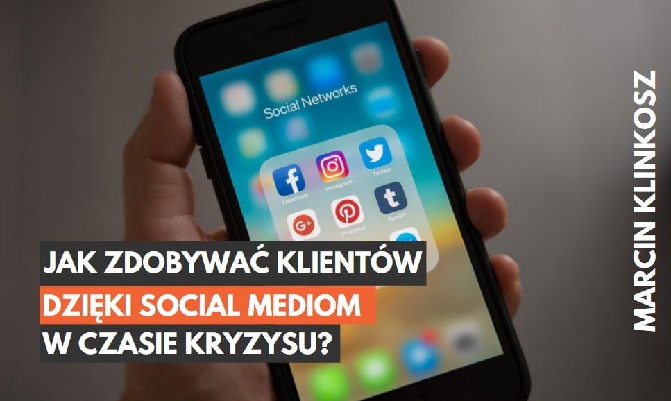 social media marketing w czasach kryzysu