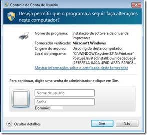 Como permitir que usuários instalem impressoras de rede (4/4)