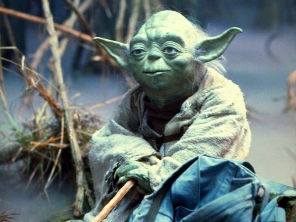 Star Wars Weekend: Yoda quotes   All That I Love
