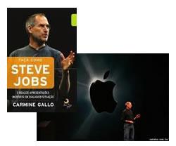 Livro - Faça apresentações como Steve Jobs