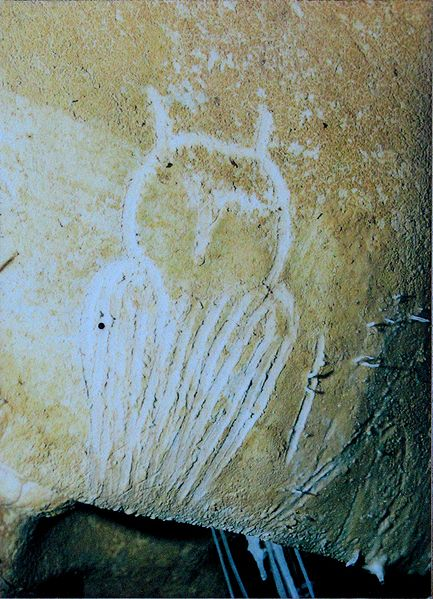 Chauvet Cave, the 2nd oldest known cave art in Europe (4/5)