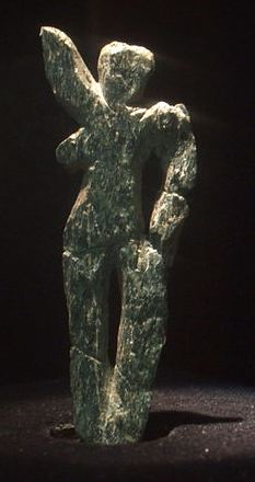The oldest European Venus figurine was found in the Hohle Fels cave (Germany) (3/3)