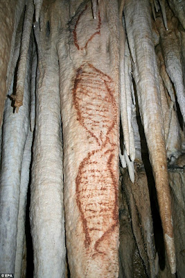 Nerja Caves: the oldest Cave Art in Europe, 42,000 years old