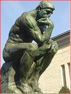 7000 BP: The Thinker and the Sitting Woman (2/4)