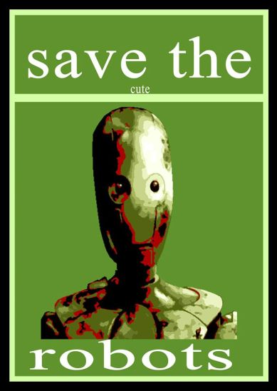 save the robot