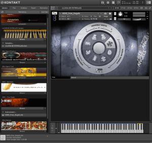 8DIO - Free Angels 1,56 GB ( Pianos Digitais e Synths)