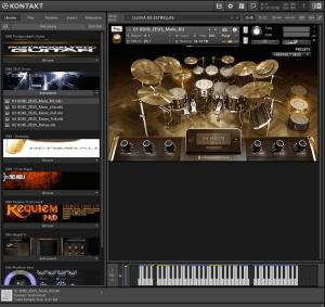 8DIO ZEUS Drums 6,26 GB ( Bateria ) ( 32 Bits )