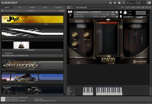 8Dio Adagio Basses v1 10,58 GB ( Bass ) ( 32 Bits )