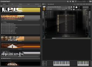 8dio Lacrimosa Epic Choir 18,79 GB ( Vozes )