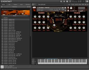 Adam Monroe Music Beats Drum V 2 5.53 GB ( Bateria )
