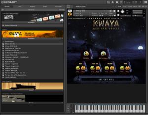 Best Service - Kwaya 4,74 GB ( Vozes e Efeitos Africanos ) ( 64 Bits )