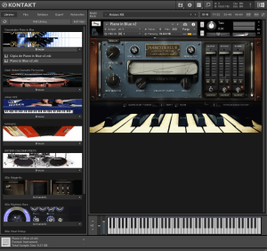 Cinesamples Piano in Blue 10,29 GB ( Piano ) ( 64 Bits )