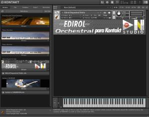 Edirol Orquestral Violin 21,2 MB ( Cordas )