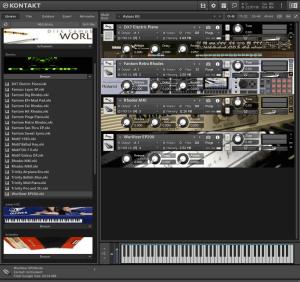 Electric 902 MB ( Pianos Eletricos ) ( 32 Bits )