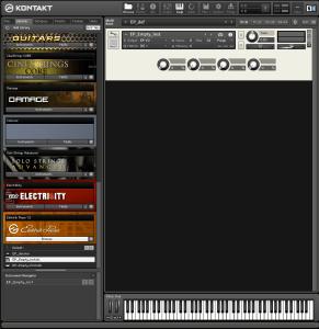 Elektrik Piano 1,89 GB ( Piano Eletrico ) ( 32 Bits )