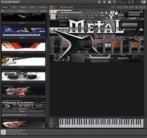 Guitarra Distorção Metal 21 MB ( Guitarra Com Distoção )