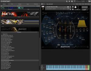 Heavyocity Gravity 9,15 GB ( Synth e Eeitos ) ( 64 Bits )