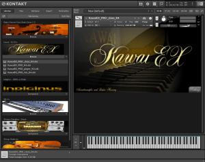 Kawai - EX Pro 17,57 GB ( Piano )
