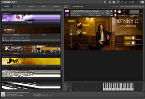 Kenny G Alto Saxophone 19,6 MB ( Sax )