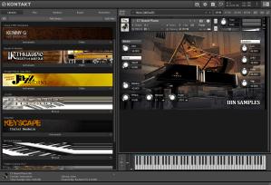 Kontakt Keyscape 5,2 GB ( Piano )
