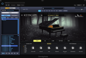 Spectrasonics Keyscape 77,49 GB